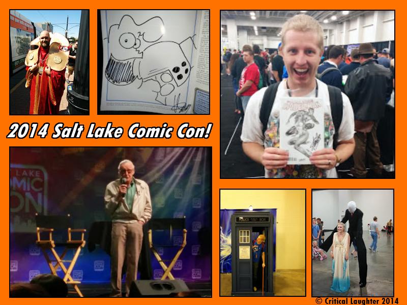 Comic Con!